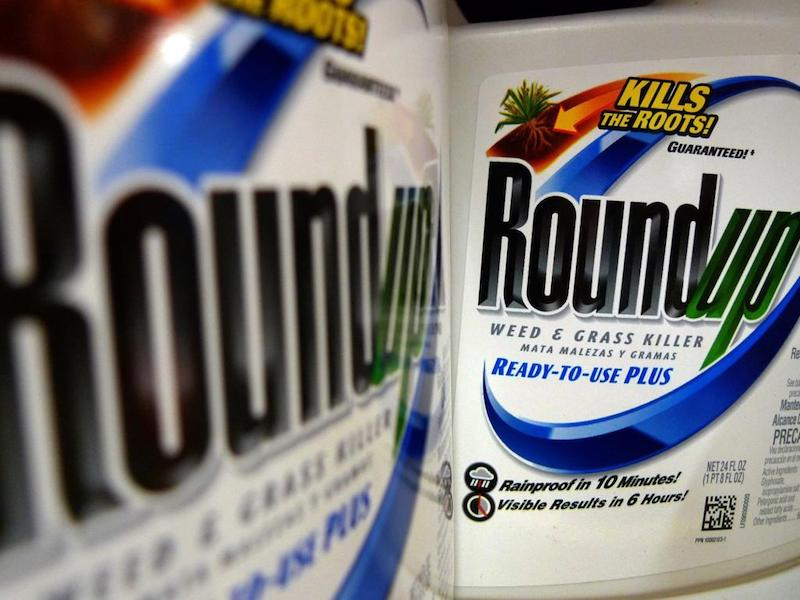 Bayer RoundUp